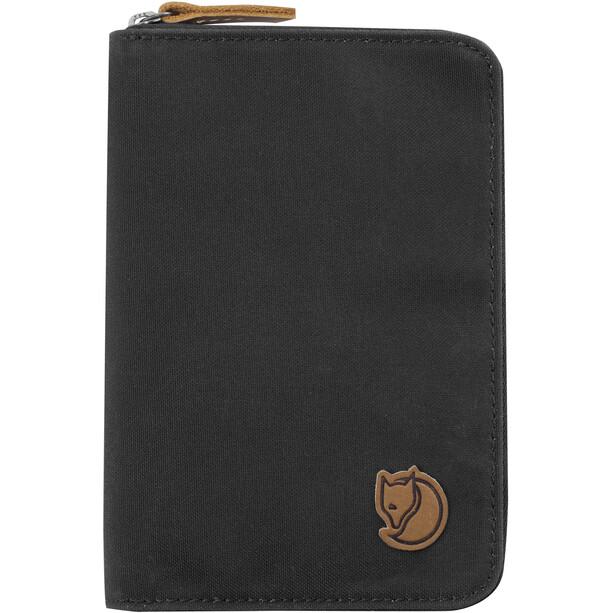 Fjällräven Passport Brieftasche dark grey