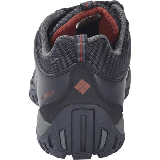 Columbia Peakfreak Venture Chaussures Imperméable Homme, black / gypsy