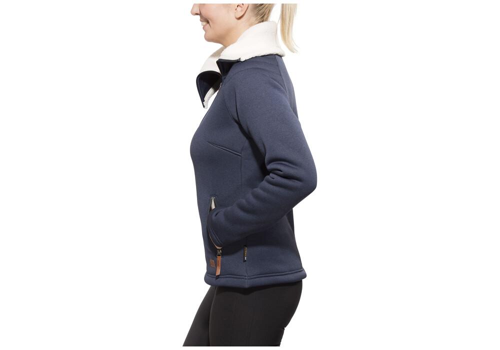 Jack wolfskin terra nova chaqueta mujer azul - Terranova ropa ...
