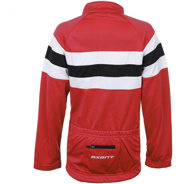 axant Expert Thermo Trikot Kinder red