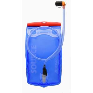SOURCE Widepac Hydration Bladder 1,5l, bleu bleu