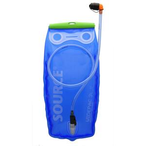 SOURCE Widepac Réservoir d'hydratation 3 litres, transparent/blue transparent/blue