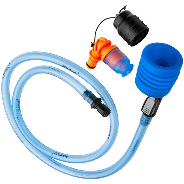 SOURCE Adaptateur universel + Kit QMT, black/blue