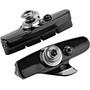 Shimano R55C4 Catridge Patins de frein pour BR-9010 BR-6810 BR-5710, black