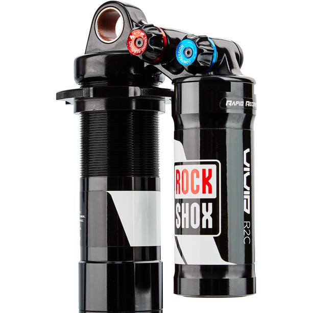 RockShox Vivid R2C Dämpfer 222 x 70mm Tune Mid/Mid