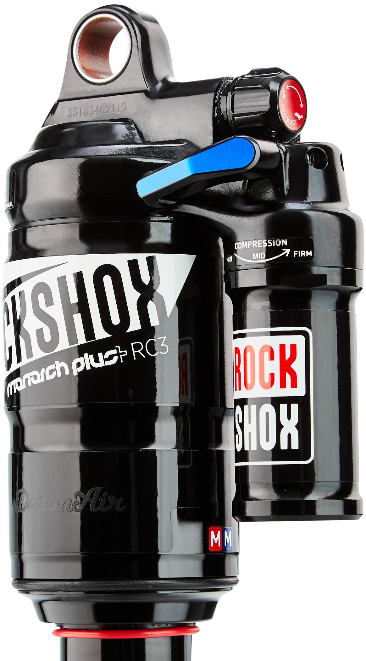 RockShox Monarch Plus RC3 Debon Air Dämpfer 200 x 57mm Tune MidMid