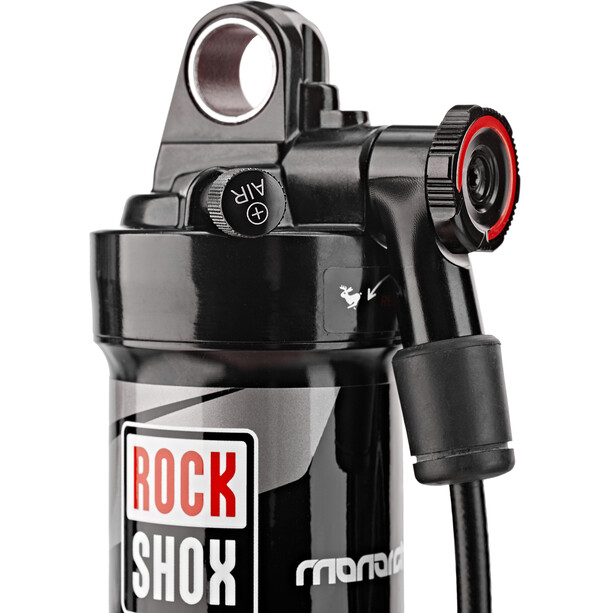 RockShox Monarch XX Dämpfer 200 x 51mm 430 LF Tune mid/mid