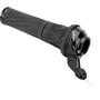 SRAM GX Poignée de dérailleur 7 vitesses poignées Lock-on incluse, noir