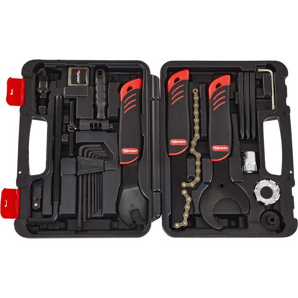 Red Cycling Products Home Toolbox Mallette à outils 22 pièces