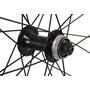 Shimano WH-RX010 Paire de roues, noir