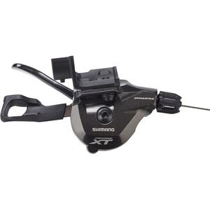 Shimano Deore XT SL-M8000 Levier de vitesse I-Spec II 11 vitesses, noir noir