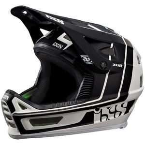 IXS Xult Fullface Helm white/black white/black