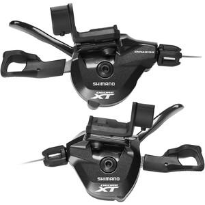 Shimano Deore XT SL-M8000 Schalthebelset 2/3x11-fach schwarz schwarz