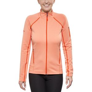 Marmot Stretch Fleecejacke Damen melon blush melon blush