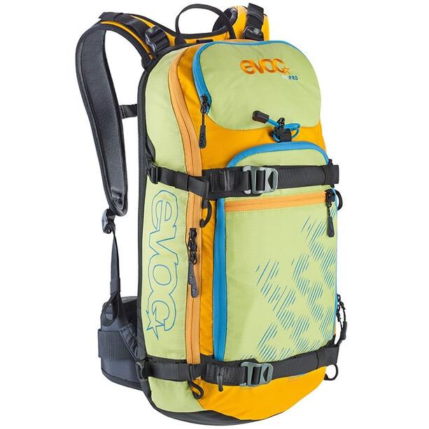 EVOC FR Pro Rucksack 20l S Damen yellow/sulphur