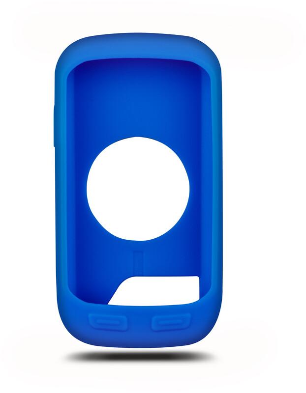Edge 1000 Schutzhülle gummiert blau 2018 Zubehör Computer