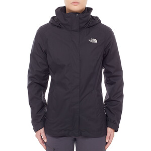 The North Face Evolve II Triclimate Jacke Damen tnf black tnf black