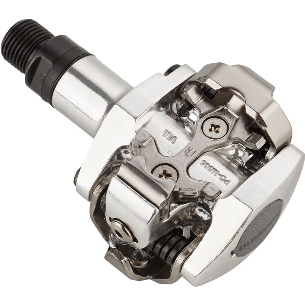 Shimano PD-M505 Pedale silver