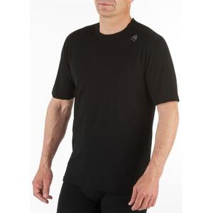 Aclima LightWool Classic T-shirt Herr jet black jet black