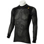 Aclima Woolnet Crew Neck Shirt Herr black