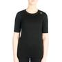 Aclima LightWool Classic T-shirt Dam jet black