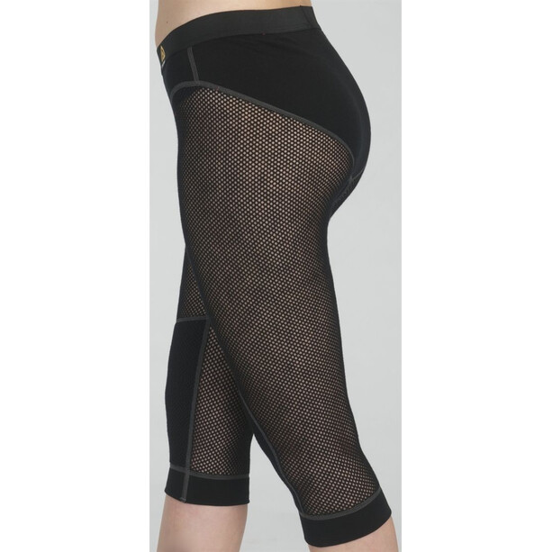 Aclima Woolnet Knees Dam black