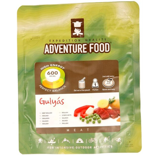 Adventure Food A Food Outdoor Meal Gulash