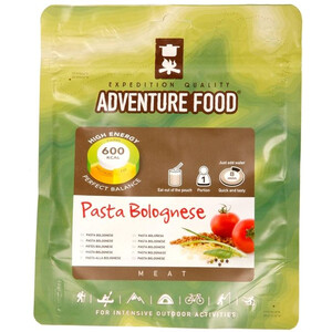 Adventure Food A Food Outdoor Meal Pasta Bolognese