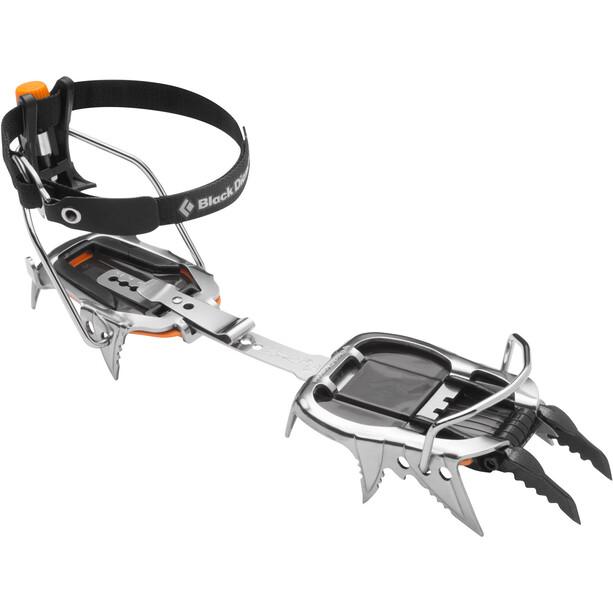 Black Diamond Cyborg Pro Crampons silver