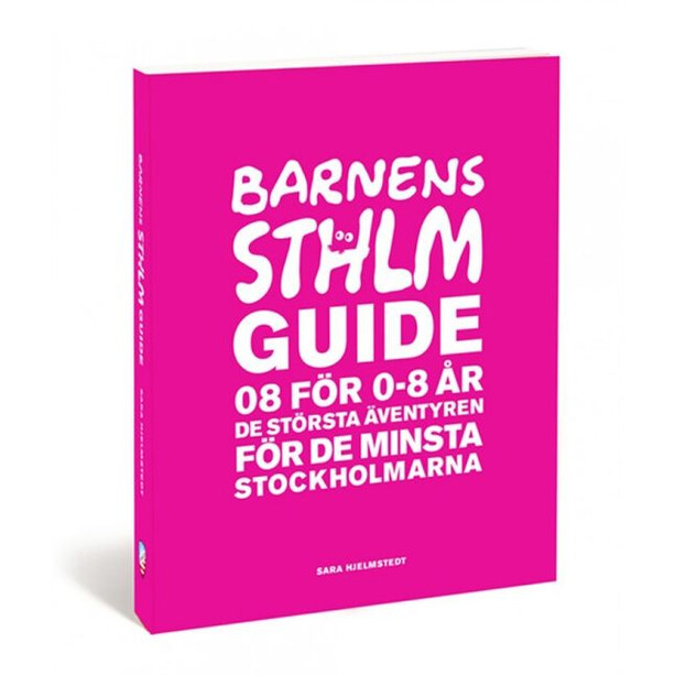 Calazo Barnens Stockholmsguide Barn