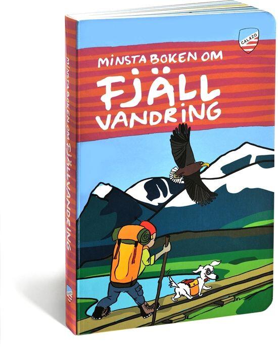 Calazo Minsta boken om fjällvandring Barn  2021 Bøker og DVDer