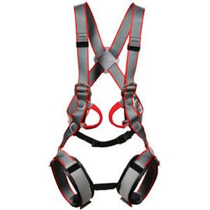 DMM Tom Kitten Full Body Harness Kids grey/black/red grey/black/red