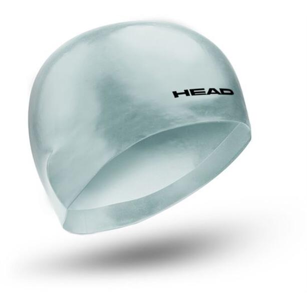 Head 3D Racing M Cap silver