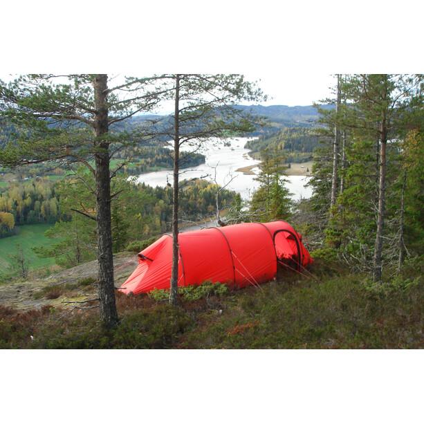 Hilleberg Keron 4 GT röd