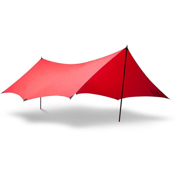 Hilleberg Tarp UL 10 röd