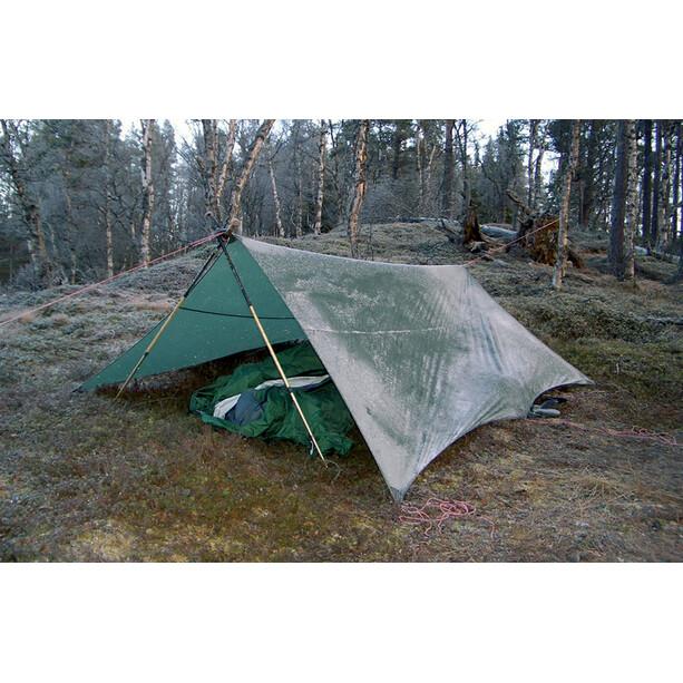Hilleberg Tarp XP 10 grön