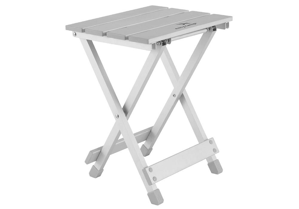 easy camp rigel stool tabouret pliant blanc sur. Black Bedroom Furniture Sets. Home Design Ideas
