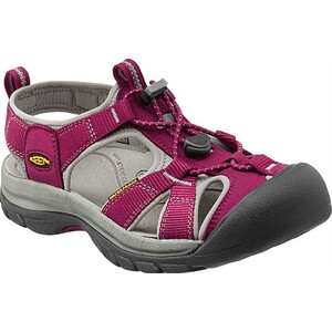 Keen Venice H2 Sandals Dame beet red/neutral gray beet red/neutral gray