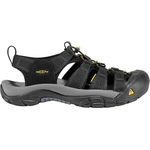 Keen Newport H2 Sandals Herr black black