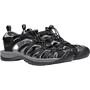 Keen Whisper Sandals Dam black/gargoyle