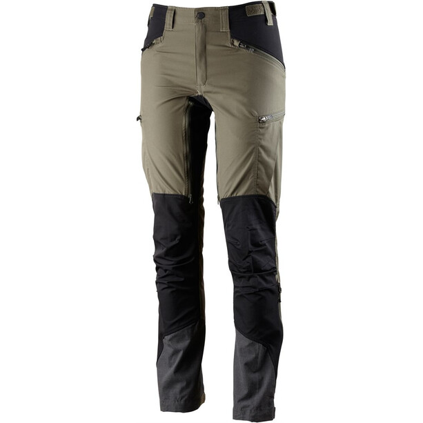 Lundhags Makke Pants Dam forest green