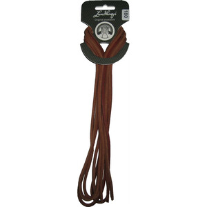 Lundhags Leather Shoe Laces 180cm Brown (700) Brown (700)