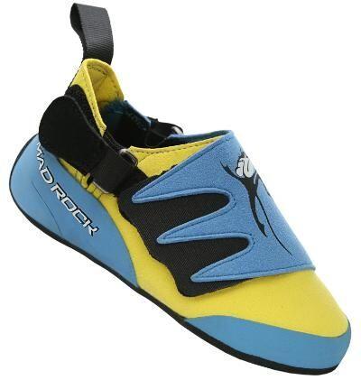 Mad Rock Mad Monkey Junior 2.0 Climbing Shoes Kids blue/yellow US 3   EU 34 2020 Klatresko