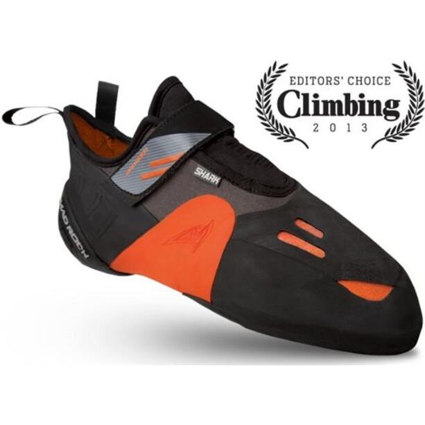 Mad Rock Shark 2.0 Climbing Shoes orange/black
