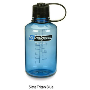 Nalgene Narrow Mouth Bottles 0,5l slate tritan blue slate tritan blue