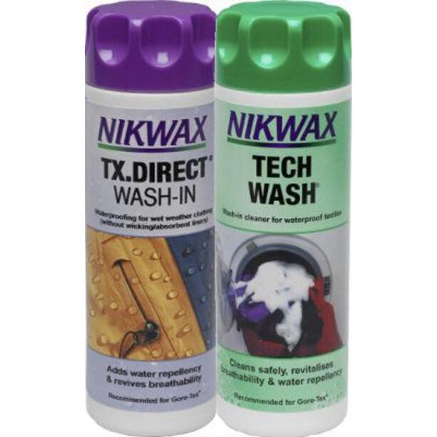 Nikwax Duo TechWash/TX.Direct 300ml+300ml