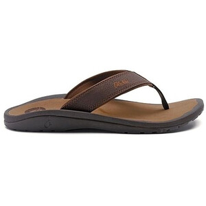 OluKai Ohana Sandals Herr brun brun