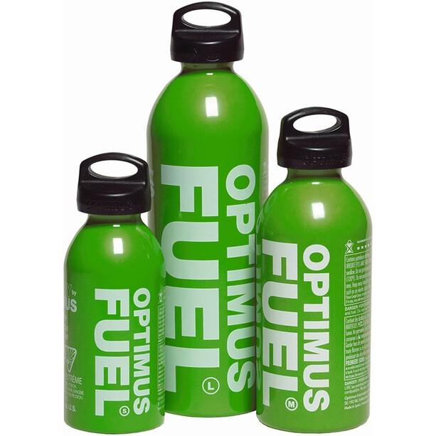 Optimus Fuel Bottle M 0,6l with Child-Safe Cap green