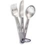 Optimus Titanium Cutlery Set 3 Pieces