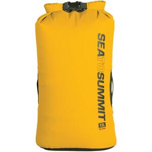 Sea to Summit Big River Dry 13L yellow yellow